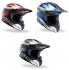 HJC - Casco off-road RPHA-X SILVERBOLD